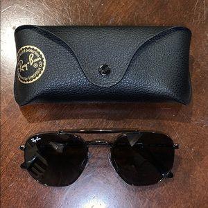 Rayban hexagonal sunglasses